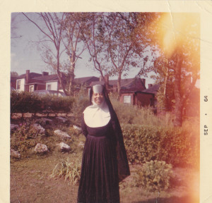 Sr. Martin de Porres Grey, RSM, September 1964